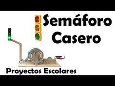 Proyectos   Semáforo Casero - Muy fácil de hacer - YouTube