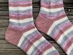 Ravelry: Soxploration Shadow Wrap Heel pattern by Denise DeSantis Wrap Heels, Finger Weights, Stockinette, Knitting Socks, Ravelry, Stitch, Pattern, Fashion, Knit Socks