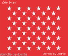 Joanie Stencil inch Stars Proud American Flag Country Patriotic Art Signs Stencil Decor, Stencil Wood, Star Stencil, Stencil Designs, Wooden American Flag, American Flag Stars, Flag Country, Country Art, Christmas Tree Stencil