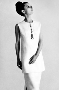Audrey Hepburn photographed by Cecil Beaton for the Vogue, 1964.
