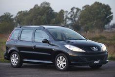 #Peugeot207SW