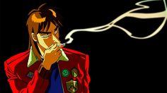 Kaiji Anime, Anime Art, Anime Boys, R Wallpaper, Wallpaper Gallery, Kaiji Itou, Copyright Images, Character Drawing, Me Me Me Anime