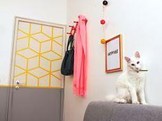Decoração de escritório com pouca grana - dcoracao.com - blog de decoração