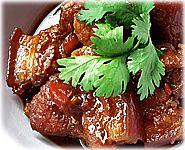 สูตรอาหารไทย : หมูฮ้อง