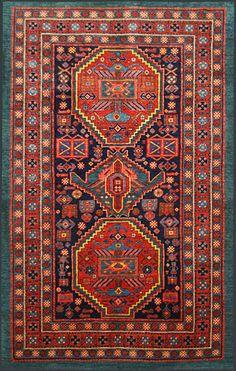 Persian Bidjar Oriental Rug #40042