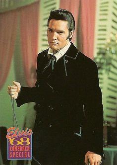 The ORIGINAL: Elvis Presley in his '68 Comeback Special