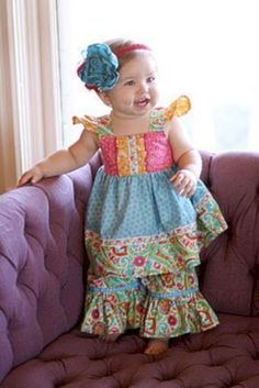Easy Toddler Girl Summer Outfits Ideas