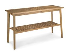 craftsman serving table from Thos. Baker
