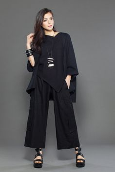 Shown w/ Short Kimono Jacket and Tina Top