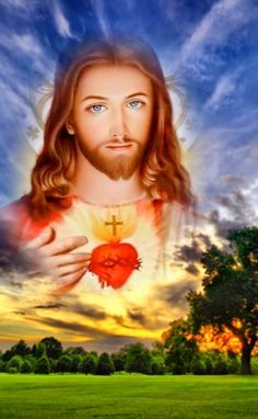 Archangel Prayers, Jesus E Maria, Cross Pictures, Pictures Of Jesus Christ, Love Picture Quotes, Blessed Mother Mary, Catholic Prayers, God Jesus, Heavenly Father