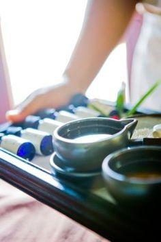 massage materials