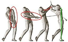 Golf Forward Swing ... Release to Finish #BrilliantGolfTips