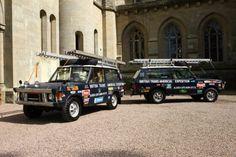 Expédition > Range Rover 1971 Trans-Americas, deux Classic au milieu de l'impossible