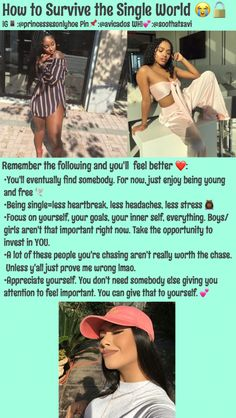 @ møe ⛅ fσℓℓσω мє for more! Girl Advice, Girl Tips, Girl Life Hacks, Girls Life, Hoe Tips, Glow Up Tips, Baddie Tips, Glo Up, How To Better Yourself