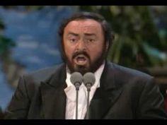 Nessum Dorma, de Turandot - Jose Carreras, Luciano Pavarotti e Placido Domingo