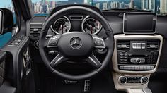 Mercedes-AMG English: G 65 AMG vehicle overview