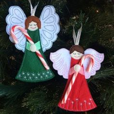 Angel Candy Holders