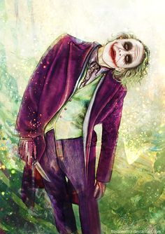 Joker: We're All Mad by Valentina Tutic
