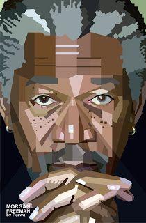 Wedha's Pop Art Portrait (WPAP)