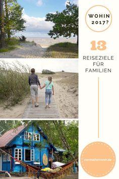 Noch keine Idee, wohin die Reise 2017geht? 13 Reiseblogger geben Tipps für Familienreisen - von Cornwall bis Namibia. #Reisetipp #ReisenmitKind #travel #Familie #Familienreise