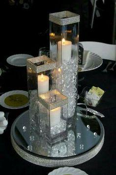 Center pieces for Inez wedding