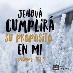 Si importar lo duro de tu prueba cree en que Dios cumplirá su propósito en ti. #ManáBíblicodelDía #manáparaelalma #fe #biblia #jehová #propósito #textobiblico #citabiblica