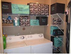 Organizing your washroom