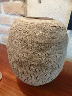 L'attrape-coeur   Vase en céramique organique