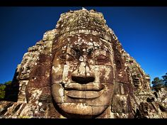 Angkor Thom Bayon Temple | If you like this photo please give it a fave! Thanks!