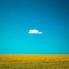 summer cloud, south dakota • ndtphoto