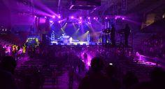 Indoor concert