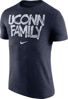 Nike Mens Shirts, Husky, Uconn Huskies, Fitness Fashion, Hand Drawn, How To Draw Hands, Crew Neck, Prints, Mens Tops