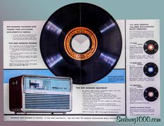 Seeburg 1000 - Here is a brochure used back in the day.  From www.seeburg1000.com