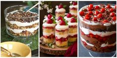 These delicious layered dishes are not to be trifled with.