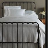 Found it at Wayfair - Oxford Tailored Hem Coverlet