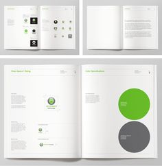 Android Brand Identity by Character