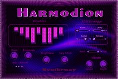 28 Best Harmodion VST VST3 Audio Unit: Clonewheel Drawbar