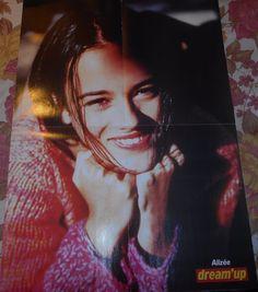 ALIZEE Alizée Lyonnet - Magazine Poster A2 France