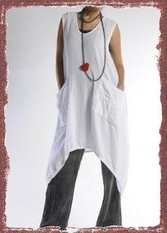 """by """"Oh My Gauze"""" I have this in 4 colors; so awesomely comfortable and Artsy! I…"""