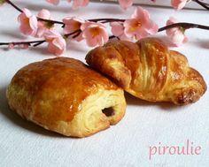 Croissants et pains au chocolat de Christophe Felder : la meilleure recette que j'ai testée