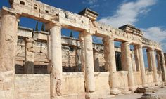 Ancient ruins of Hierapolis. http://www.secretearth.com/attractions/1009-pamukkale-and-hierapolis