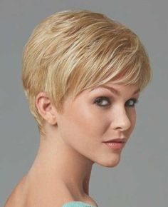 50 Short Haircuts For Fine Hair Women\'s   Hair coloring, Haircuts ...