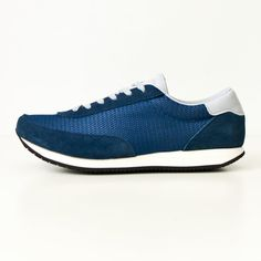 【Exclusive】blue over ブルーオーバー 2015 SS SHORTY. : mesh navy ショーティ メッシュ ネイビー Prussian Blue, Indigo, Menswear, American, Classic, Sneakers, Clothing, Artist, Shoes