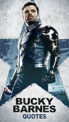 Quotes by Bucky Barnes, character from the TV series The Falcon and the Winter Soldier (Disney+ & Marvel Studios). Promotional poster is from season 1 (the only season). Bucky Barnes is played by Sebastian Stan.   The Falcon and the Winter Soldier Quotes   Winter Soldier Quotes   Bucky Barnes Quotes Marvel Comic Universe, Marvel Cinematic Universe, Bucky Barnes, Barnes Marvel, Sebastian Stan, Disney Marvel, Marvel Dc, Posters Harry Potter, Winter Soldier Wallpaper