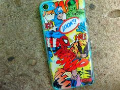 Avengers case