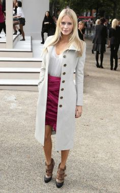 Poppy Delevigne... frankly, anything she wears!