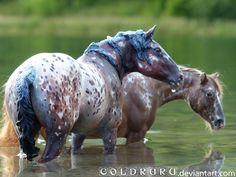 And Dream of Spots Appaloosa Horses, Breyer Horses, Draft Horses, All About Horses, Horse Sculpture, Resins, Horse Photography, Horse Love, Horse Art