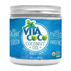 Vita Coco Coconut Oil - Case of 6 - 14 Fl oz.