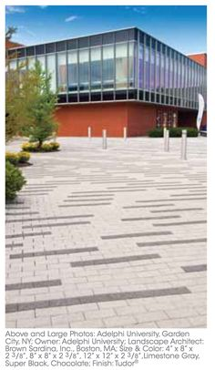 1000 images about on pinterest paving pattern landscape architecture and pavement for Adelphi university garden city