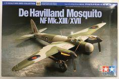 TAMIYA 1:72 AEREO DE HAVILLAND MOSQUITO NF MK. XIII/XV ART 60765 | eBay